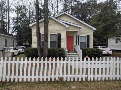 North Charleston Single Family Home Contingent: 5511 Garrett Avenue