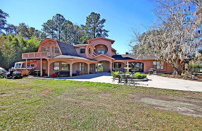 Moncks Corner Single Family Home For Sale: 1906 Park Rd