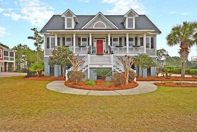 Rivertowne Country Club Single Family Home Contingent: 1521 Red Drum Road