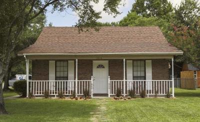 Summerville Single Family Home Contingent: 1026 Douglas Wayne Road