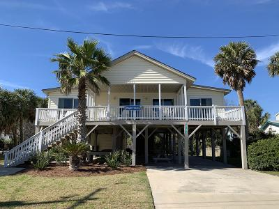 Single Family Home For Sale: 143 Palmetto Boulevard