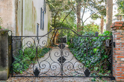 Single Family Home For Sale: 55 1/2 Legare Street