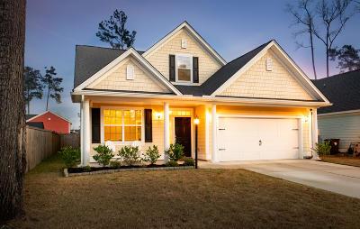 North Charleston Single Family Home For Sale: 3812 Bonnecrest Lane