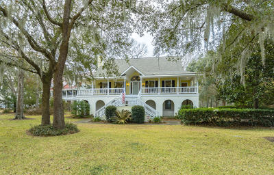 Johns Island Single Family Home For Sale: 3201 Waverly Lane