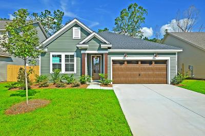 Moncks Corner Single Family Home For Sale: 217 Whirlaway Drive