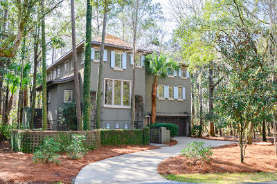 Johns Island Single Family Home For Sale: 1624 John Fenwick Lane