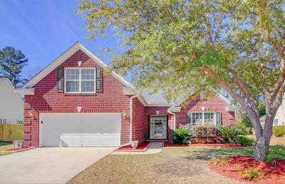 Single Family Home Contingent: 315 Cabrill Drive