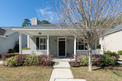 Johns Island Single Family Home Contingent: 1717 Bee Balm Road