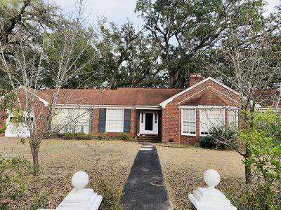 Walterboro Single Family Home For Sale: 111 Brownlehe Street