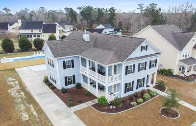 Summerville Single Family Home For Sale: 124 Stagecoach Lane