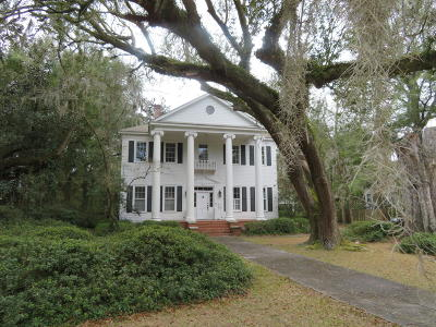 Walterboro Single Family Home For Sale: 474 Hampton Street