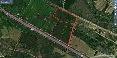 Summerville Residential Lots & Land For Sale: Jedburg Road