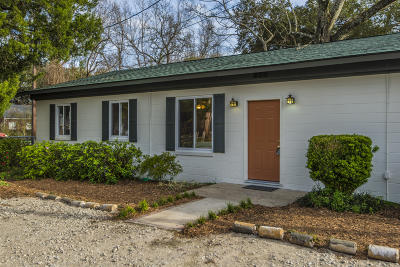 Single Family Home For Sale: 447 Wappoo Road