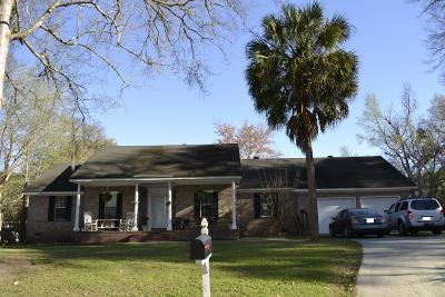 North Charleston Single Family Home For Sale: 121 Bindon Circle