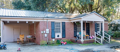 Walterboro Single Family Home For Sale: 1532 Hampton Street