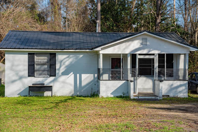 Walterboro Single Family Home For Sale: 435 Rivers Street