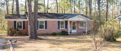 Walterboro Single Family Home For Sale: 606 King Street