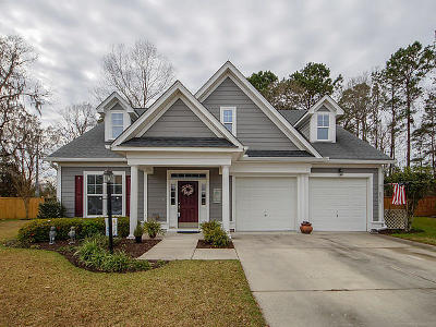 North Charleston Single Family Home Contingent: 8575 Royal Palms Lane