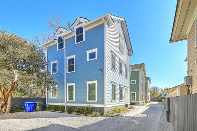 Single Family Home For Sale: 782 Rutledge Avenue #B