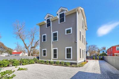 Single Family Home For Sale: 782 Rutledge Avenue #D