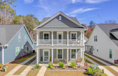 Charleston County Single Family Home Contingent: 1492 Roustabout Way