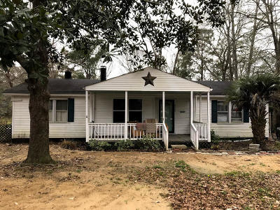 North Charleston Single Family Home Contingent: 9009 Timber Street