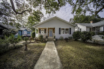 North Charleston Single Family Home For Sale: 4615 O'hear Avenue