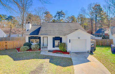 North Charleston Single Family Home Contingent: 9016 Blitzen Court