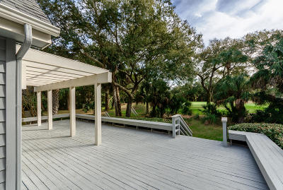 Charleston County Single Family Home For Sale: 221 Sea Marsh Drive