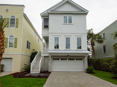 Isle Of Palms Single Family Home For Sale: 20 Yacht Harbor Court