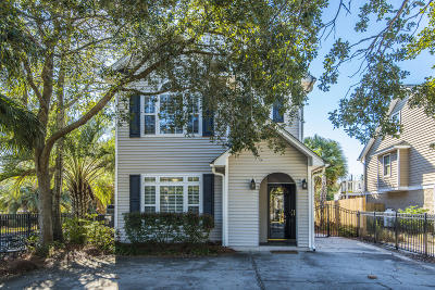 Isle Of Palms Single Family Home For Sale: 808 Carolina Boulevard