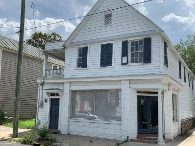 Single Family Home For Sale: 1 Council Street