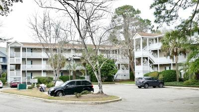 Charleston County Attached For Sale: 1530 Fort Johnson Road #3 K