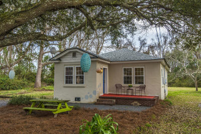 Single Family Home Contingent: 1549 Grimball Road Ext