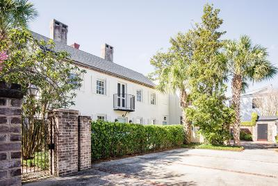 Single Family Home For Sale: 48 1/2 South Battery