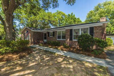 James Island Single Family Home For Sale: 1126 Brigantine Drive