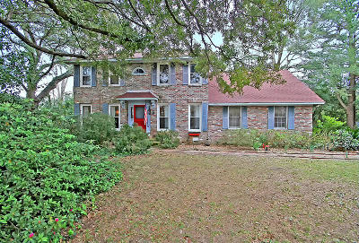 Single Family Home For Sale: 664 N Shore Drive