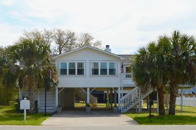 Edisto Island Single Family Home Contingent: 2602 Myrtle Street