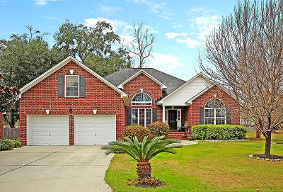 North Charleston Single Family Home For Sale: 5452 Clairmont Lane