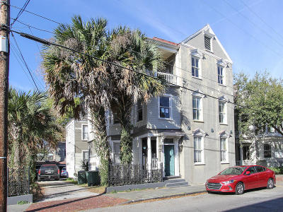 Multi Family Home Contingent: 109 Rutledge Avenue