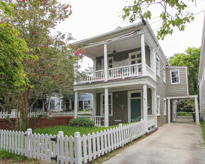 Charleston Single Family Home For Sale: 80 Smith Street