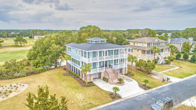 Charleston National Single Family Home For Sale: 5034 Barrier Island Court