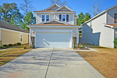 North Charleston Single Family Home Contingent: 8902 Arbor Glen Drive