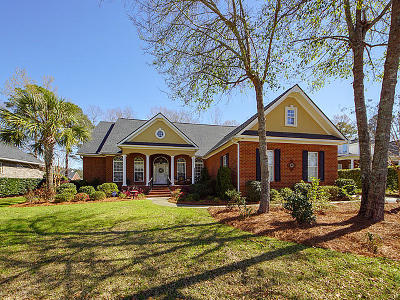North Charleston Single Family Home Contingent: 8721 Herons Walk