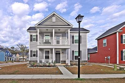 Charleston County Single Family Home Contingent: 1520 Roustabout Way