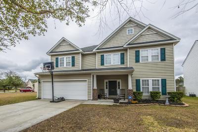 Wescott Plantation Single Family Home For Sale: 5238 Stonewall Drive