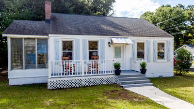 North Charleston Single Family Home Contingent: 3887 Hottinger Avenue