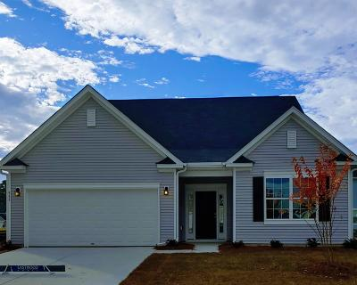 Goose Creek Single Family Home For Sale: 521 Adalina Drive
