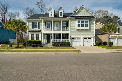 Summerville Single Family Home Contingent: 201 Donning Drive