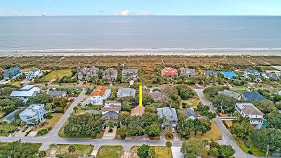 Isle Of Palms Single Family Home Contingent: 3704 Cameron Boulevard